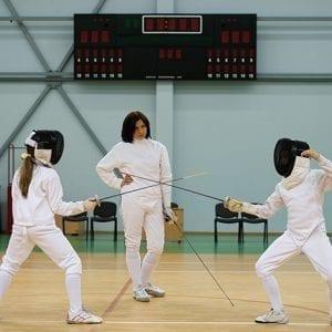 Beginner Fencing for Children