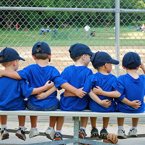 Mighty Ball T-Ball
