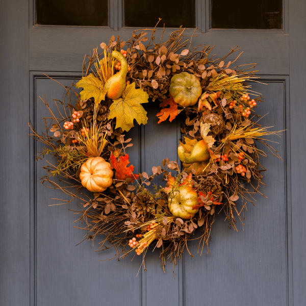 Create a Fall Wreath with Steven Mueller Florist