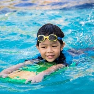 One on One Swim Lessons